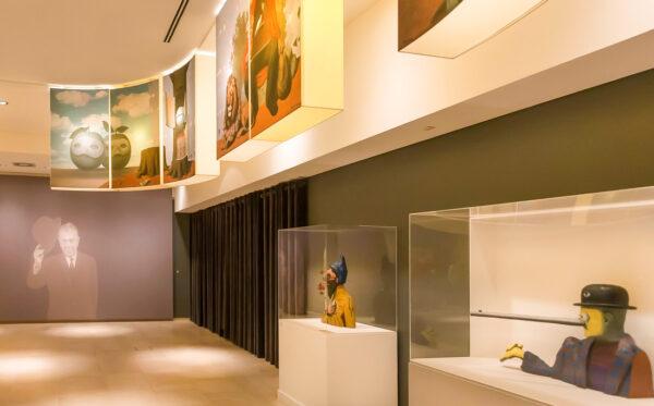 Musée Magritte à Bruxelles