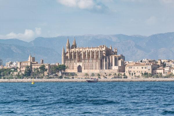 Sortie en bateau en mer à Majorque