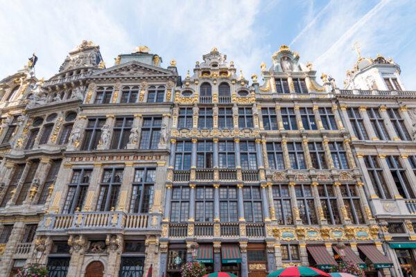 Pass visite pour Bruxelles