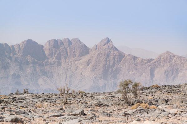 Plateau du jebel Shams