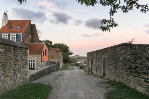 Remparts de Boulogne-sur-Mer
