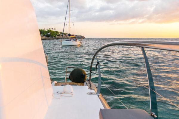 Sortie en bateau à Majorque