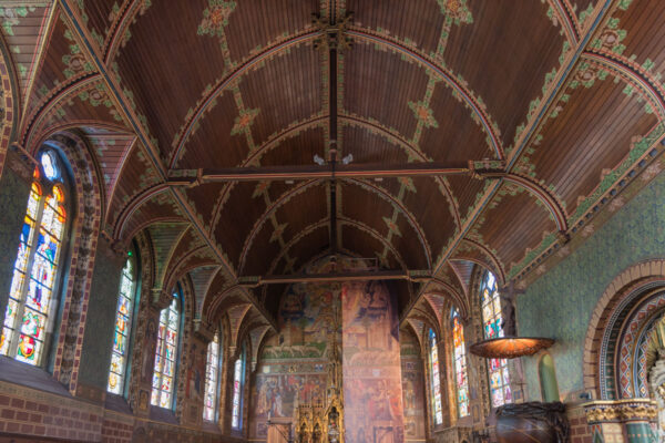 Visite de la basilique du Saint-Sang