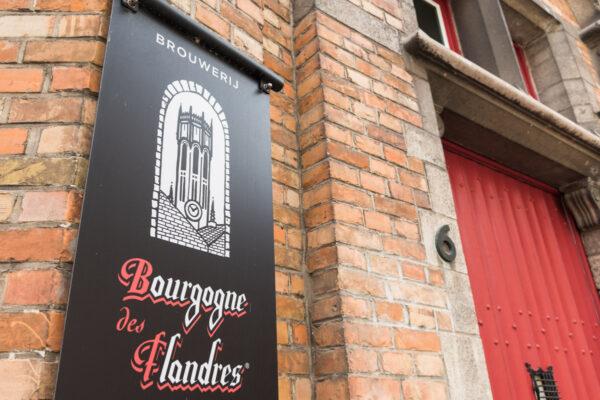 Visite de la brasserie Bourgognes des Flandres