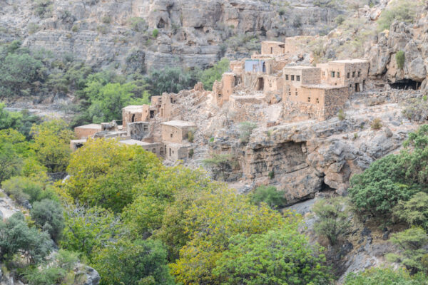 Wadi Bani Habib au djebel Akhdar
