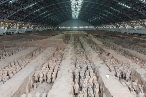 Armée de terre cuite à Xi'an
