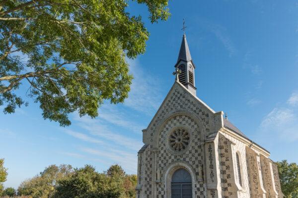 Chapelle à Saint-Valéry-sur-Somme
