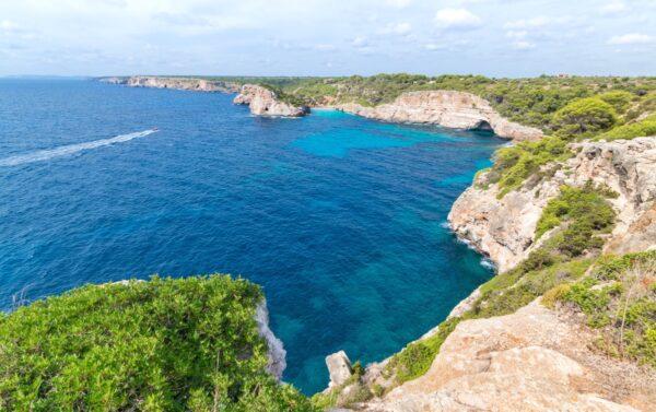 Dormir à Majorque en bord de mer