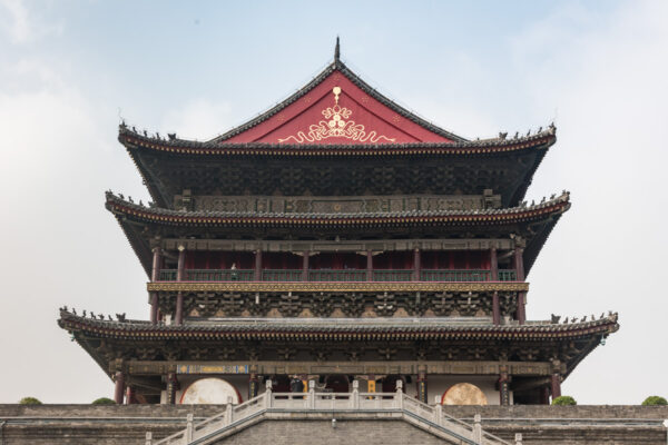 Drum Tower à Xi'an