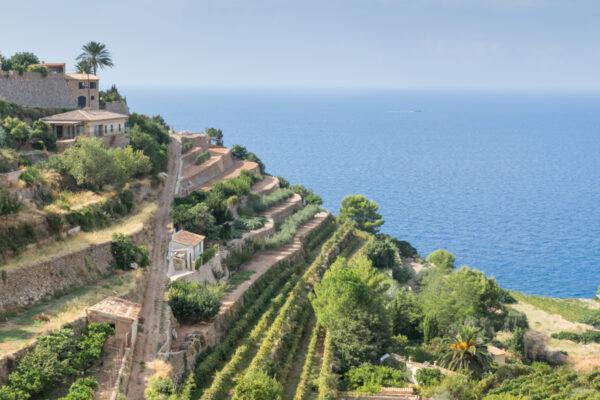 Loger dans le nord de l'île de Majorque
