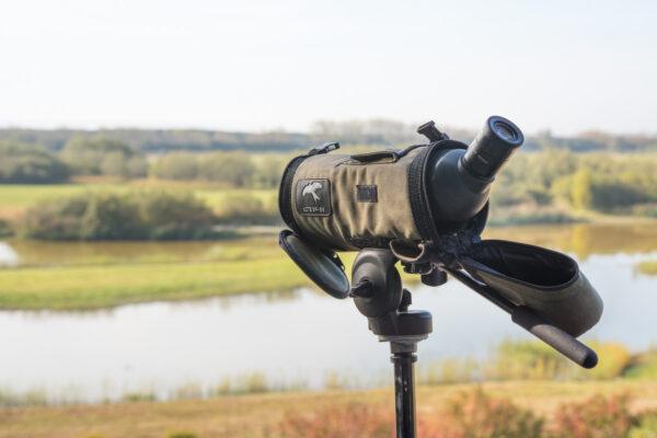 Observation des oiseaux dans la baie de Somme