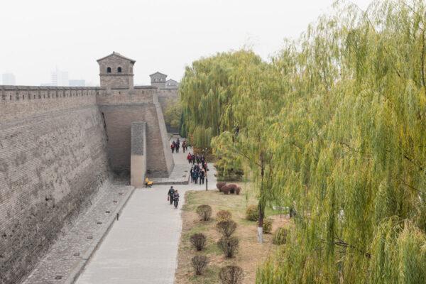 Remparts de Pingyao en Chine