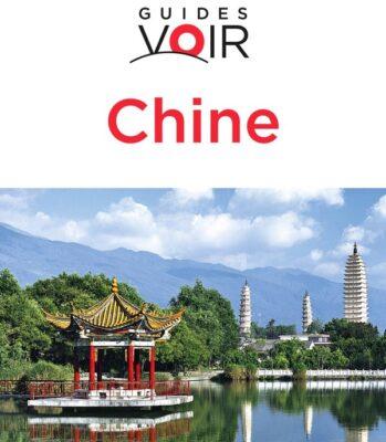 Guide de voyage papier pour la Chine