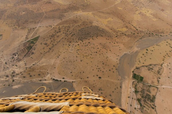 Hot Air Balloon à Marrakech