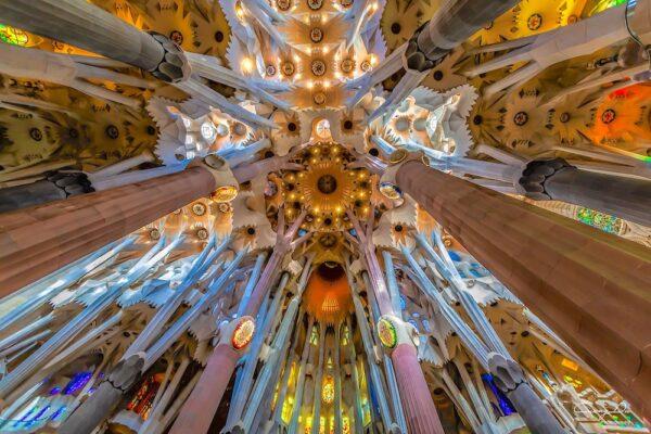 Billet pour la Sagrada Familia