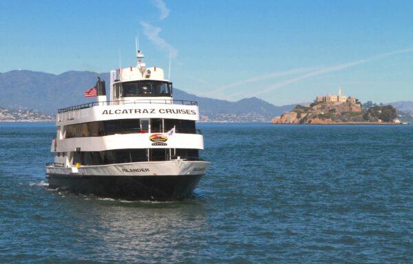 Billet pour visiter Alcatraz