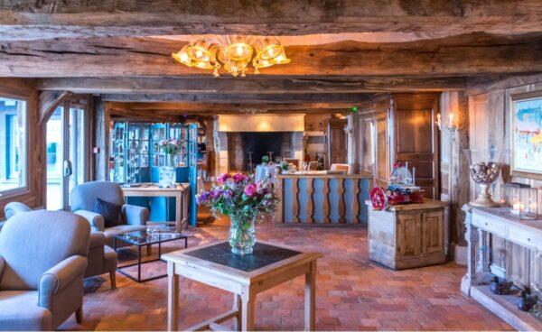 Meilleur hôtel à Honfleur