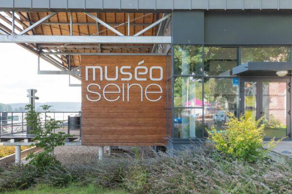 Museo Seine dans le parc naturel régional des Boucles de la Seine