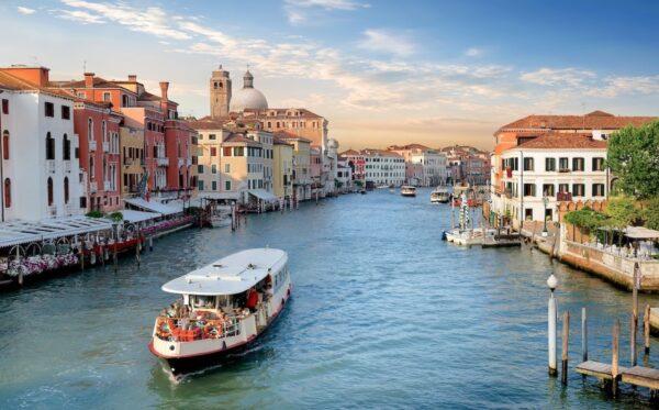 Pass vaporetto à Venise : le pass ACTV