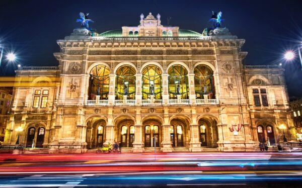 Pass Vienne en Autriche