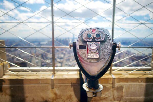 Plateforme d'observation de l'Empire State Building