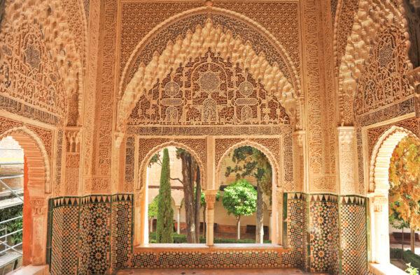 Prix du billet pour l'Alhambra