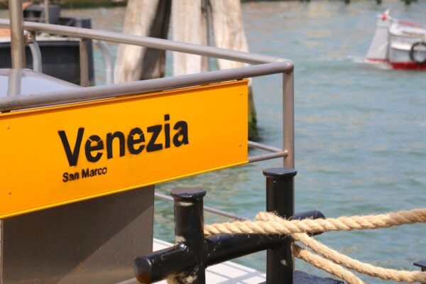 Prix du vaporetto à Venise