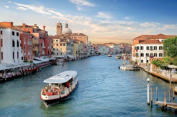 Vaporetto à Venise avec le pass ACTV