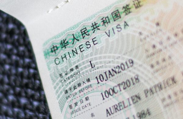 Visa tourisme pour voyager en Chine