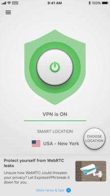 VPN pour la Chine sur iPhone