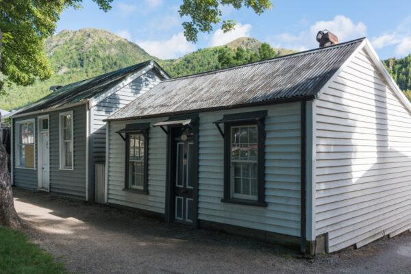Arrowtown en Nouvelle-Zélande