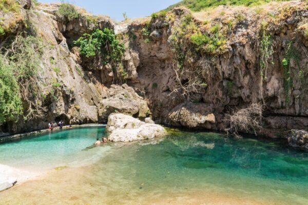 Ain Garziz dans le Dhofar