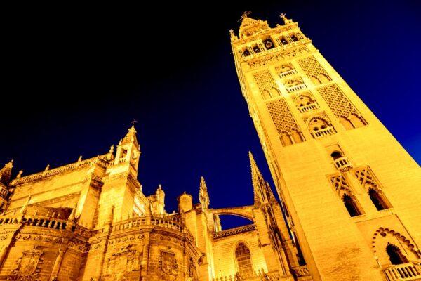 Billet pour la cathédrale de Séville