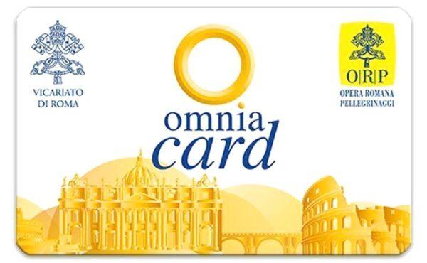 Carte Omnia à Rome