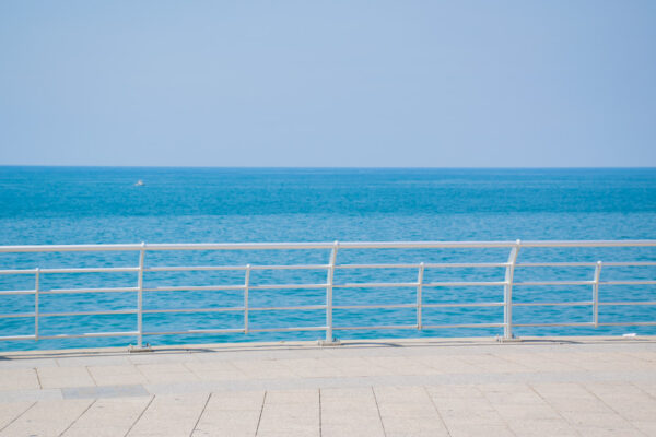 Corniche de Beyrouth au Liban