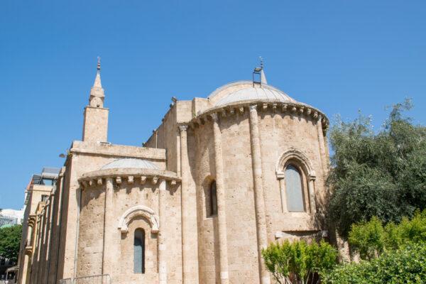 Eglise / mosquée Al Omari à Beyrouth