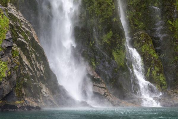 Fjord en Nouvelle Zélande