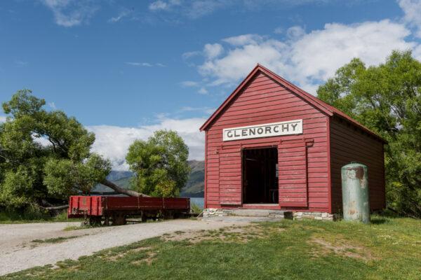 Glenorchy en Nouvelle-Zélande