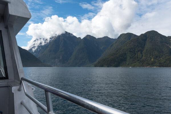 Itinéraire en Nouvelle Zélande : île du sud