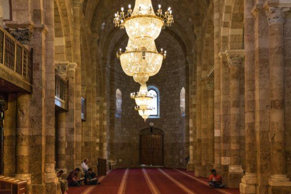 Lieux d'intérêt de Beyrouth : mosquée Al Omari