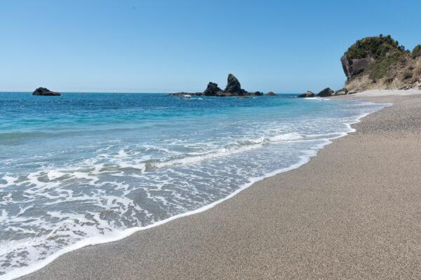 Monro Beach en Nouvelle-Zélande