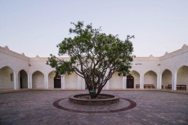 Musée de l'encens à Salalah