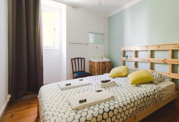 Où dormir à Lisbonne pas cher