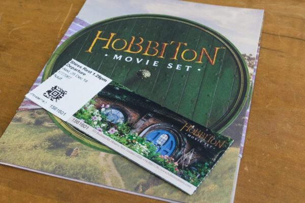 Réservation pour Hobbiton