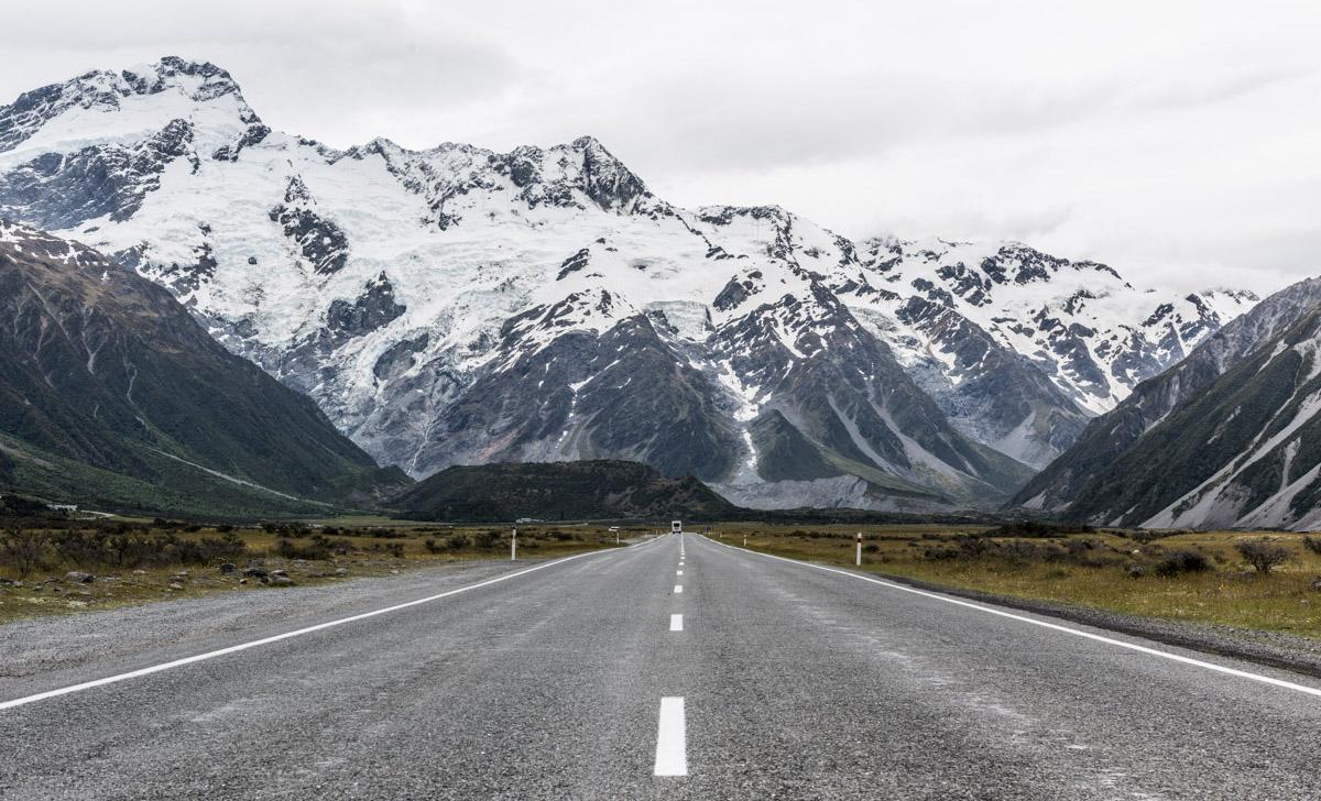 Road trip en Nouvelle-Zélande : itinéraire pour 1 mois en NZ