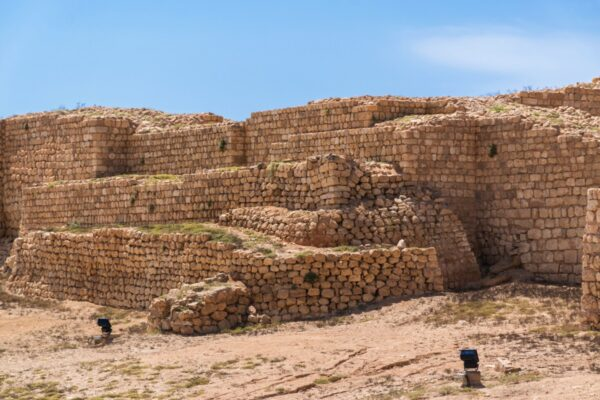 Ruines de Khor Rori dans le Dhofar