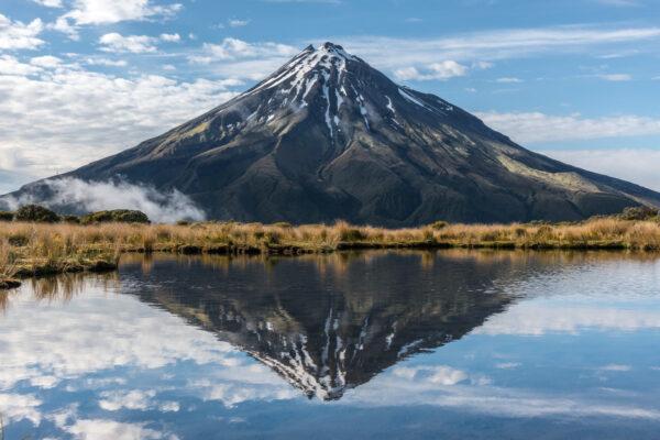 Taranaki en Nouvelle-Zélande