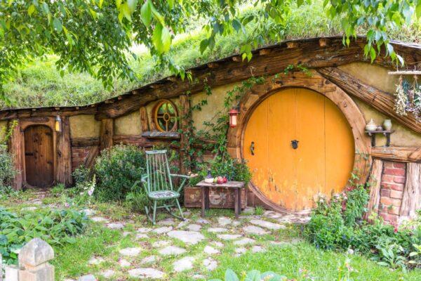 Visite d'Hobbiton en Nouvelle Zélande