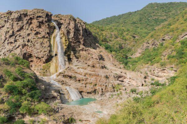 Wadi Darbat waterfall