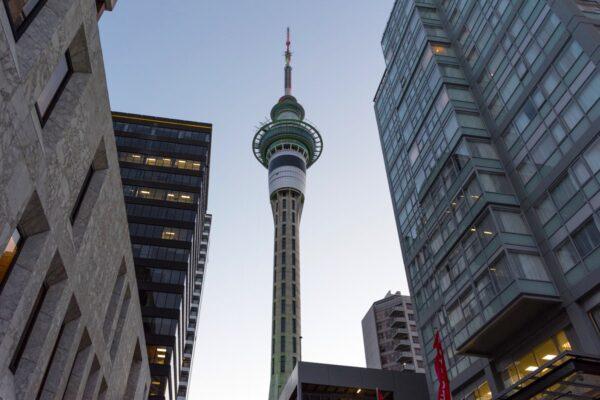 Auckland CBD, le centre ville